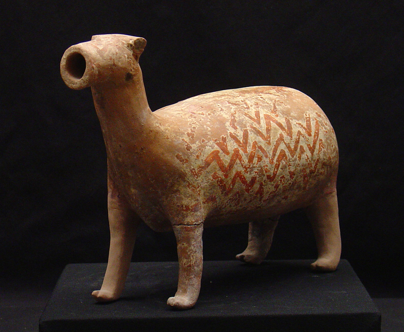 Clay-cow