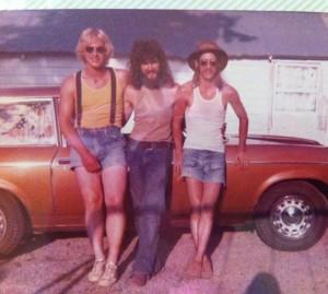 Dad 70's Road Trip