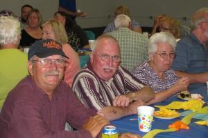 Dan, Kevin, and Pat