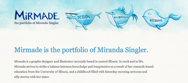 Mirmade 2010 website