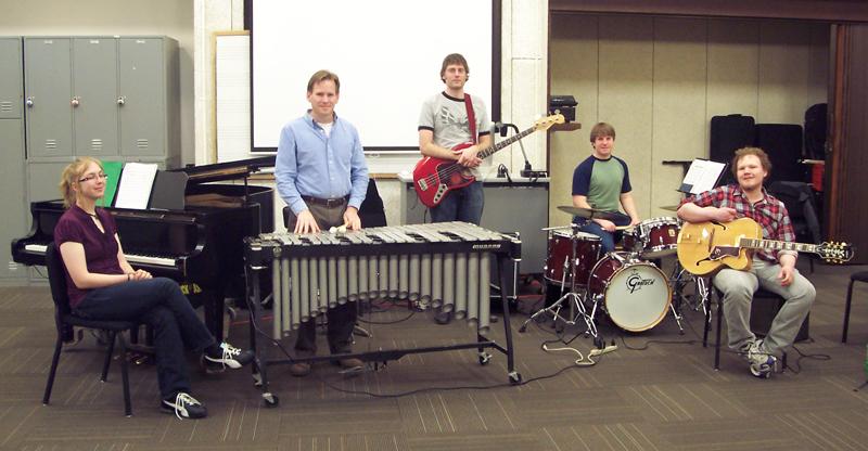 Parkland Jazz Band