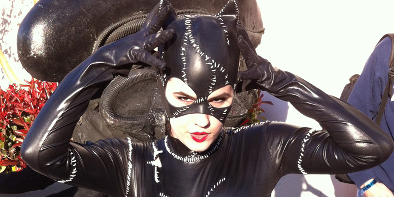 Best Cat Woman cosplay ever!