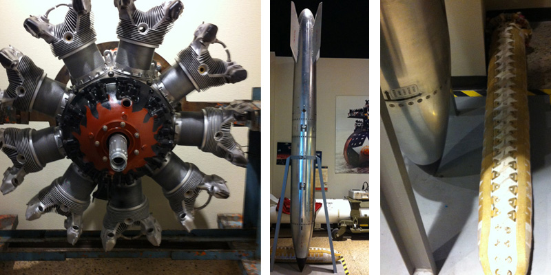 B61 bomb and B61 bomb parachute and airplane engine