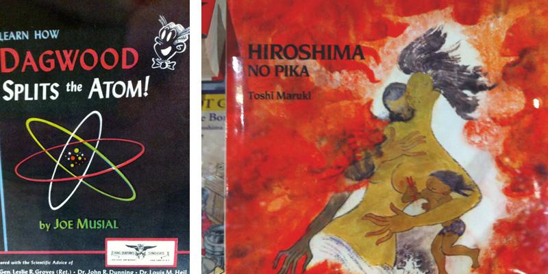 Dagwood splits the Atom and Hiroshima No Pika