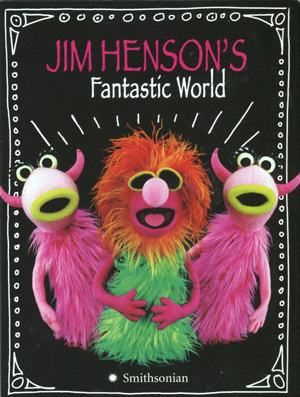 Menomena muppets from Jim Henson's Fantastic World